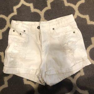 High Waist LF Shorts